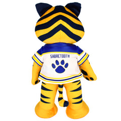 "Buffalo Sabres Mascot Sabretooth 10"" Plush Figure"
