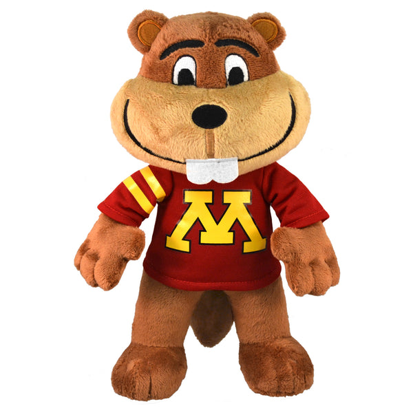 "Minnesota Golden Gophers Goldy 10"" Mascot Plush Figure -PRESELL SHIPPING OCTOBER 25th"