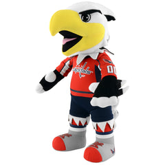 "Washington Capitals Mascot Slapshot 10"" Plush Figure"