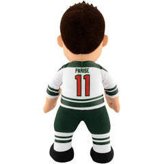 "Minnesota Wild Bundle: Mascot Nordy & Zach Parise 10"" Plush Figures (10% Savings)"