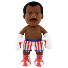 "Rocky Bleacher Bundle- Rocky, Apollo, Drago and Clubber Lang 10"" Plush Figures"