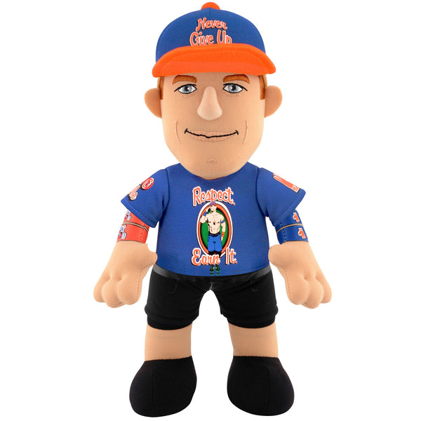 "WWE Superstar John Cena 10"" Plush Figure"