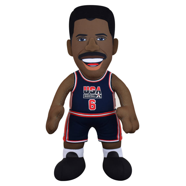 "USA Basketball Patrick Ewing 10"" Plush Figure"