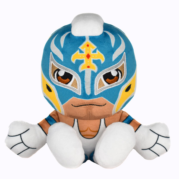 "WWE Rey Mysterio Kuricha 8"" Kuricha Plush-PRESELL SHIPPING APRIL 30th"