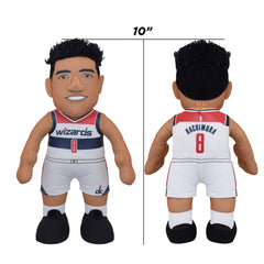 "Washington Wizards Rui Hachimura 10"" Plush Figure"