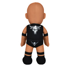 "WWE Legend Rock ""Team Bring It"" 10"" Plush Figure"