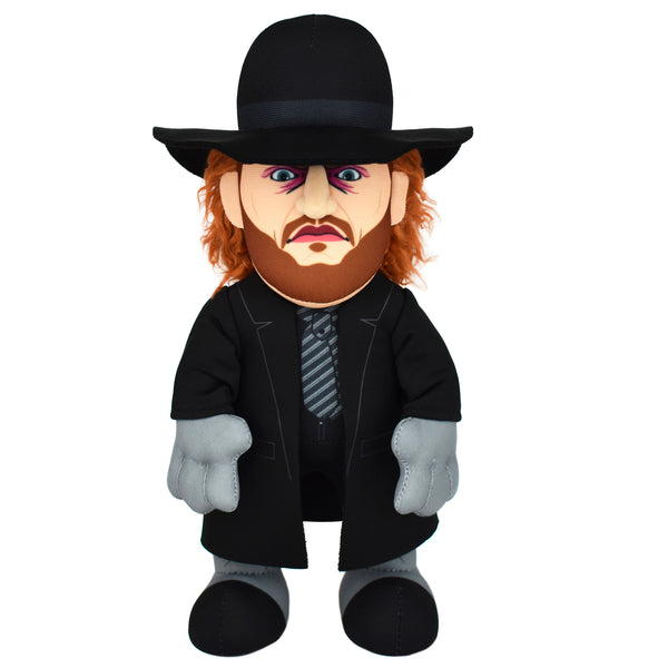 "WWE Legend The Undertaker 10"" Plush Figure-PRESELL SHIPPING DECEMBER 4th"