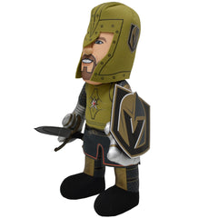 "Vegas Golden Knights ""The Knight"" 10"" Plush Figures"