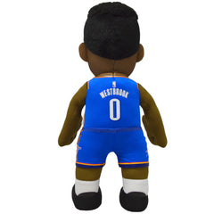 "Oklahoma City Thunder® Russell Westbrook 10"" Plush Figure (Generation 4)"
