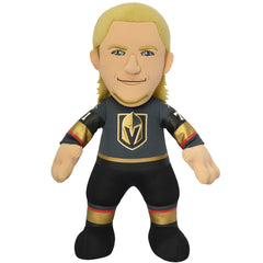 "Vegas Golden Knights Bundle: The Knight and William Karlsson 10"" Plush Figures"