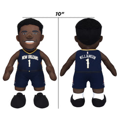 "New Orleans Pelicans Zion Williamson 10"" Plush Figure"
