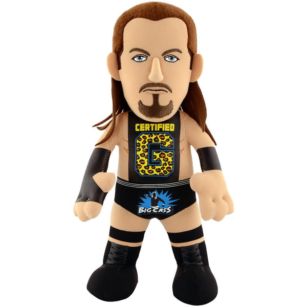 "WWE Big Cass 10"" Plush Figure"