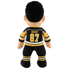 "Pittsburgh Penguins Bundle: Sidney Crosby and Iceburgh 10"" Plush Figures"