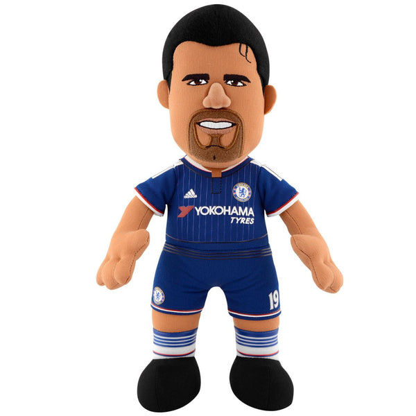 "Chelsea FC® Diego Costa 10"" Plush Figure"