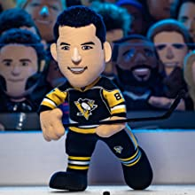 "Pittsburgh Penguins Sidney Crosby 10"" Plush Figure"