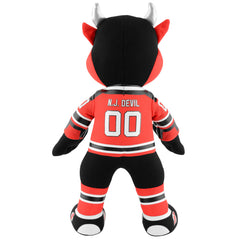 "New Jersey Devils® Devil Mascot 10"" Plush Figure"