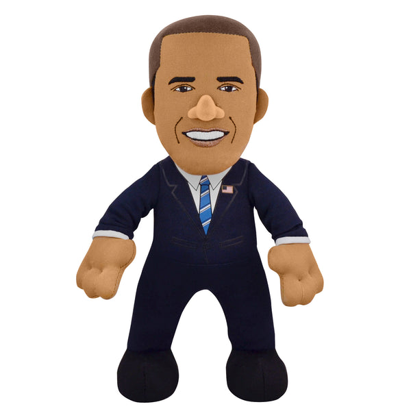 "President Barack Obama 10"" Plush Figure"
