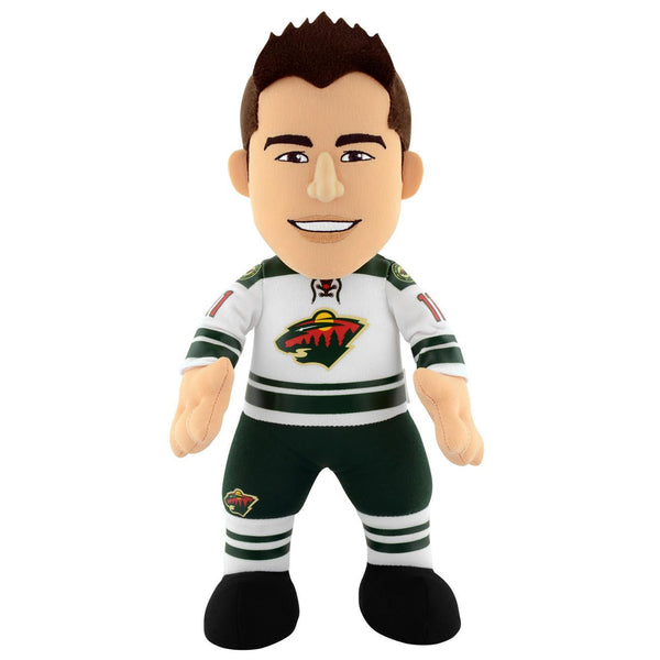 "Minnesota Wild® Zach Parise 10"" Plush Figure"