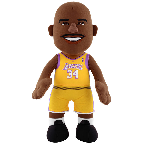 "Los Angeles Lakers Shaq 10"" Plush Figure"