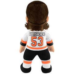 "Philadelphia Flyers Bundle: Claude Giroux and Shayne Gostisbehere 10"" Plush Figures"