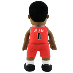 "Portland Trail Blazers® Damian Lillard Alternate 10"" Plush Figure"