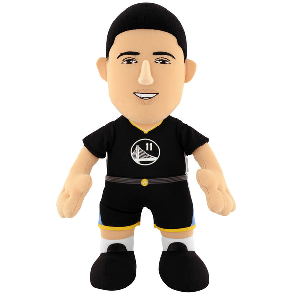 "Golden State Warriors® Klay Thompson Slate Jersey 10"" Plush Figure"