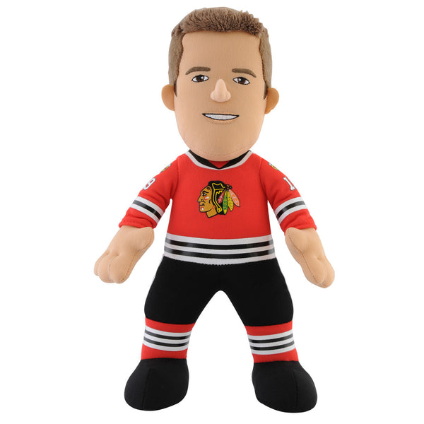 "Chicago Blackhawks® Jonathan Toews 10"" Plush Figure"