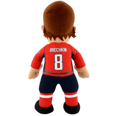 "Washington Capitals® Alex Ovechkin Home Jersey 10"" Plush Figure"