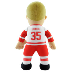 "Detroit Red Wings Jimmy Howard 10"" Plush Figure"