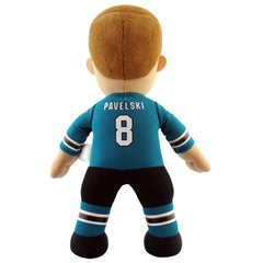 "San Jose Sharks Joe Pavelski 10"" Plush Figure"