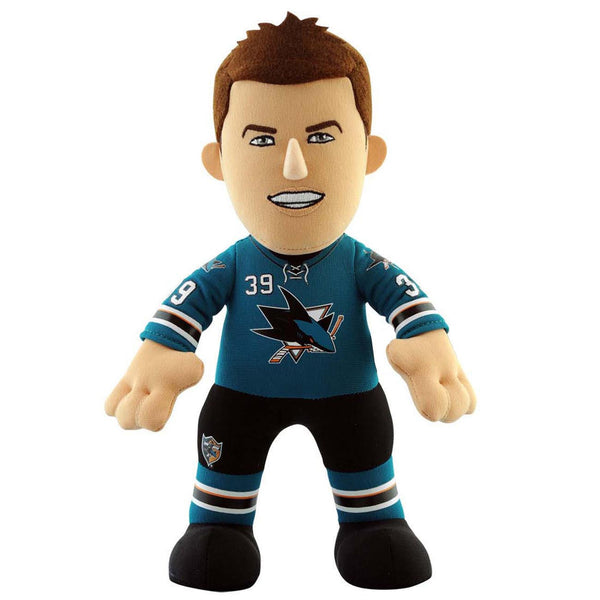 "San Jose Sharks Logan Couture 10"" Plush Figure"