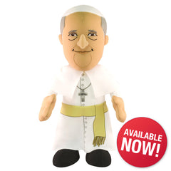 "The Pope 10"" Plush Figure"