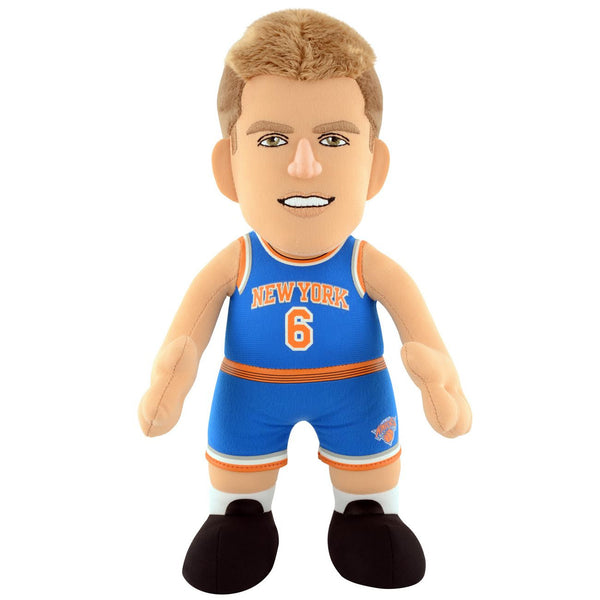 "New York Knicks Kristaps Porzingis 10"" Plush Figure"