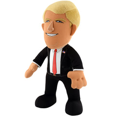 "Historical Figures: President Donald Trump 10"" Plush Figure"
