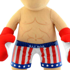 "Rocky Bundle: Rocky Italian Stallion Robe and Rocky 10"" Plush Figures (10% Savings)"