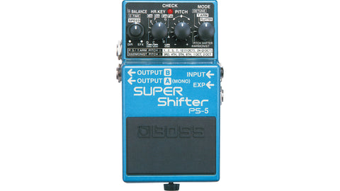 Boss PS-5 Super Shifter Effect Pedal