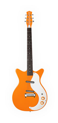 Danelectro 59M NOS+ Orange Tangerine