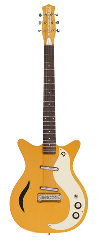 Danelectro 59M Spruce Buttercup Semi-Hollow