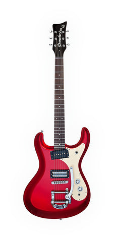 Danelectro The 64 Guitar Metallic Red