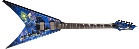 Dean V Dave Mustaine VMNT Rust In Peace with Case