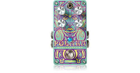 DigiTech Polara Reverb Guitar Effects Pedal