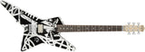 EVH Eddie Van Halen Striped Series Star