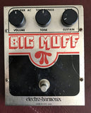 Electro-Harmonix 1981 Big Muff PI Version 3 Distortion Pedal