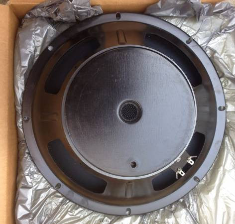 "Eminence 12"" 16 Ohm 200 Watt Speaker 0067097000 For Fender SWR Bass Cabinets"