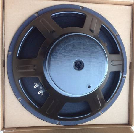 "Eminence Speaker 15"" 4 Ohm 250 Watt For Fender Bassman 250 Combo Amps"