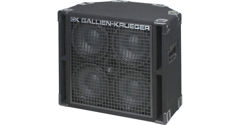 Gallien-Krueger 410RBH 4x10 800W 8-Ohm Bass Cabinet with Horn