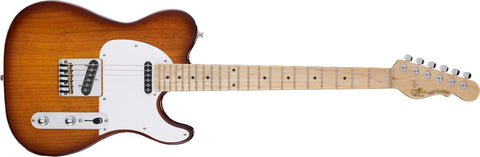 G&L Tribute ASAT Classic MP Tobacco Sunburst
