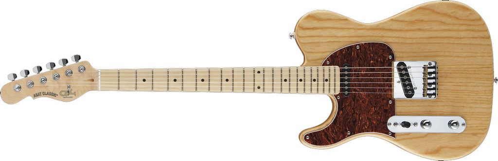 G&L Tribute ASAT Classic MP LH Natural Gloss Left-Handed