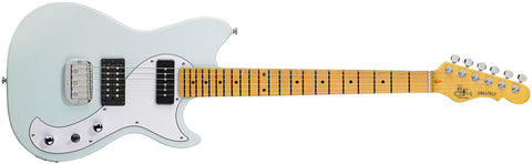 G&L Tribute Fallout Sonic Blue