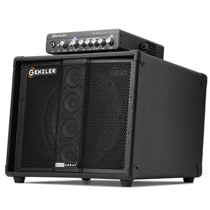 Genzler Magellan 350 Watt High-Powered Bass Guitar Amplifier Combo MG-350 Amp